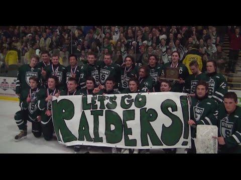 2015 Vermont State Div. 2 Hockey Championship — Stowe vs. U-32