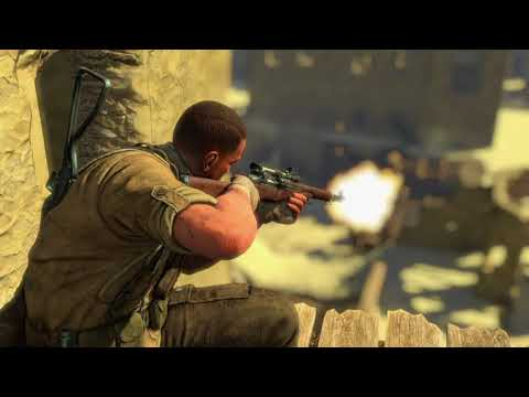 Sniper Elite 3 Ultimate Edition Uccidiamo il generale gameplay ps4 ita #8