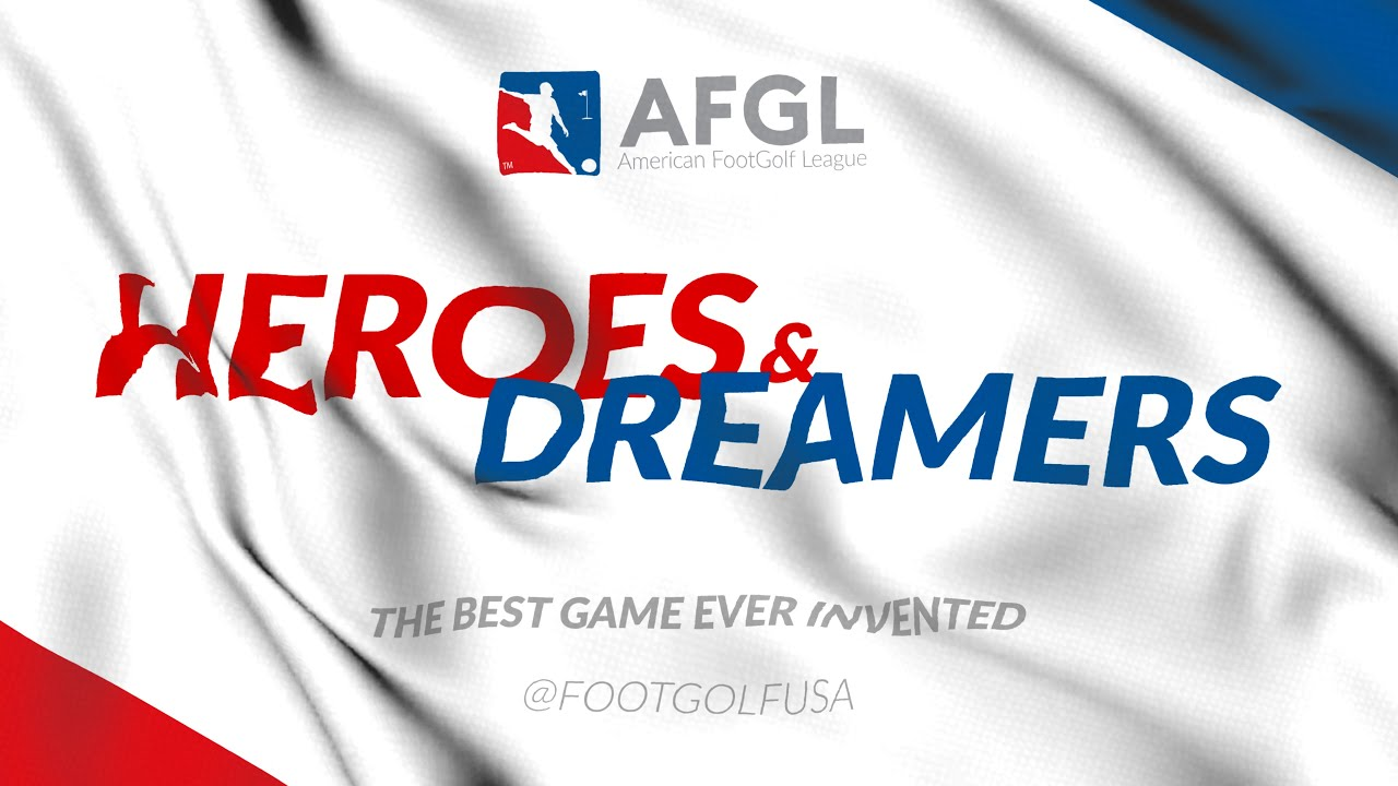 FootGolf Heroes & Dreamers
