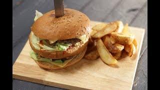 Mutton Burger | 5 Trending Burgers With Chef Anupa | Sanjeev Kapoor Khazana