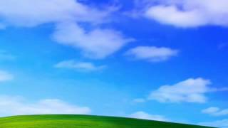 Windows XP Bliss Screensaver