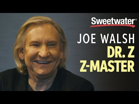 Dr. Z Z-Master Amp Overview With Joe Walsh