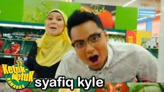 ketuk ketuk ramadhan 2015 SYAFIQ Kyle