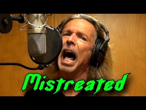 How to Sing: Mistreated  Deep Purple   Ken Tamplin Vocal Academy