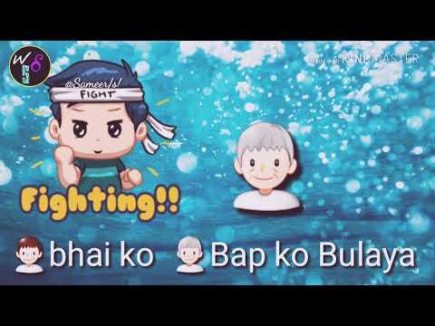 Ladki Thi Badi Chalu Funny Status Song
