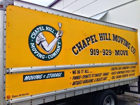Chapel Hill Moving Company   REVIEWS   Chapel Hill, NC Self Storage Units