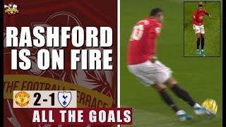 Marcus Rashford saves Solskjaer | Manchester United 2-1 Tottenham