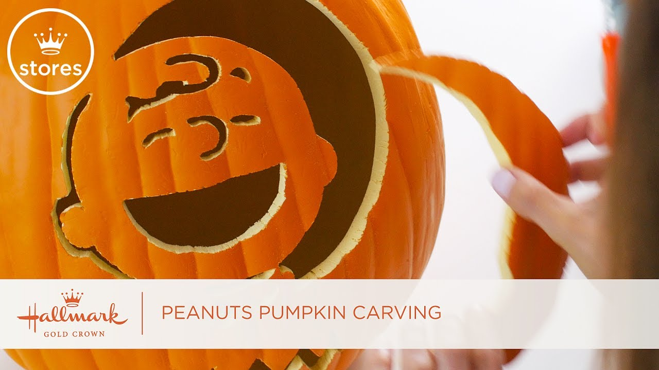 picture about Peanuts Pumpkin Printable Carving Patterns referred to as PEANUTS® Pumpkin Carving