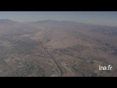 Etats Unis, Californie : ville dans le désert