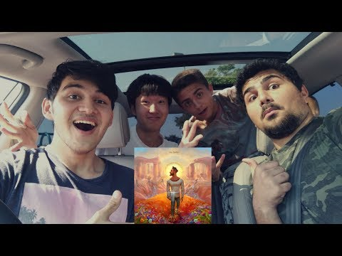 Jon Bellion - The Human Condition (Reaction/Review) (ft. My Friends)
