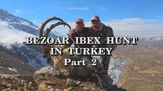 Bezoar Ibex Hunt in Turkey Part 2 - Trailer