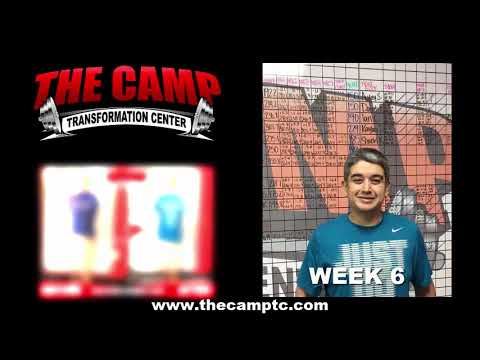 Jacksonville FL Weight Loss Fitness 6 Week Challenge Results - Guillermo C.