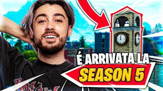 È ARRIVATA la SEASON 5 di FORTNITE ed è TORNATA PINNACOLI!