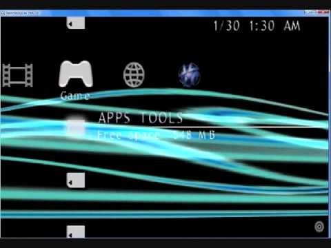 how to install game categories v12 for psp