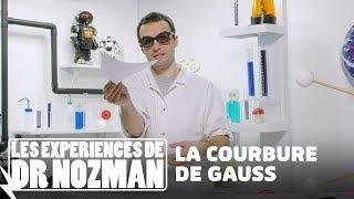 La Courbure de Gauss | Les Expériences de Dr Nozman - Science & Vie TV