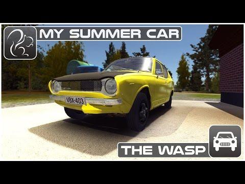 My Summer Car - The Wasp