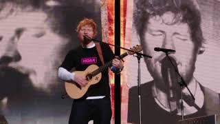 Ed Sheeran - Galway Girl @ Songdo Moonlight Festival Park, Incheon, South Korea