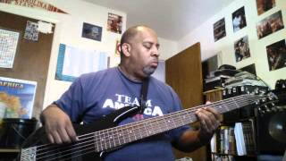 ConFunkShun - Got To Be Enough (Bass Cover)