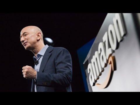 How involved is Jeff Bezos in Amazon Studios?