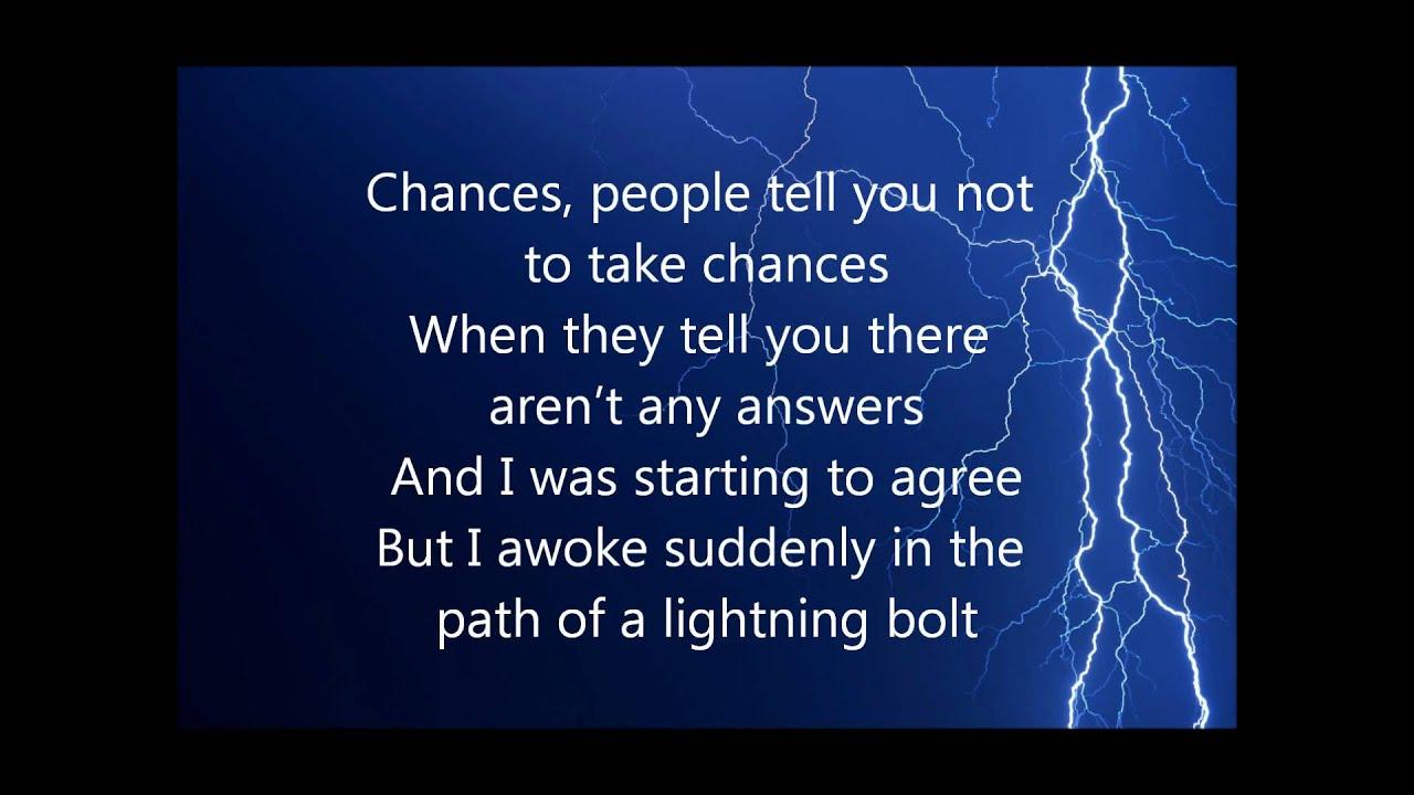 Lightning Bolt Lyrics Jake Bugg