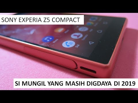 Review Sony Experia Z5 Docomo di 2019