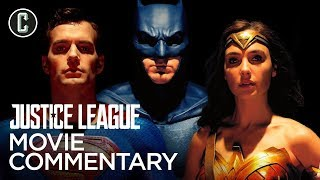 Justice League Movie Commentary