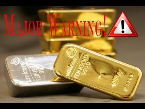 MAJOR WARNING AND ALERT FOR SILVER AND GOLD MARKET - HARRY DENT