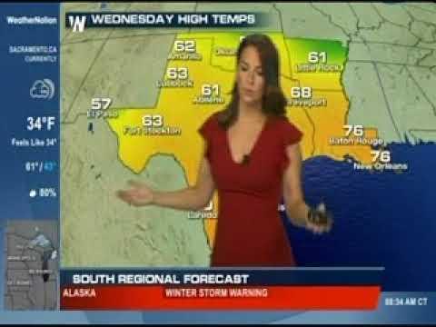 WeatherNation: Kate Mantych (Highlight Reel)