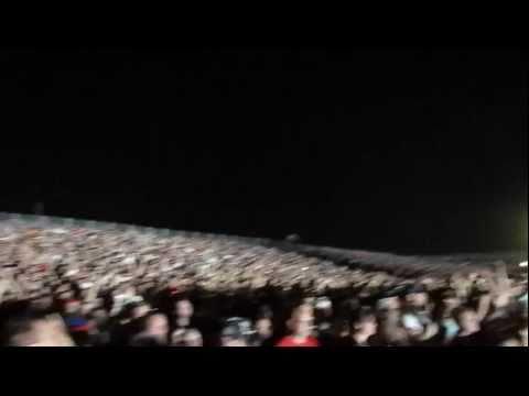 Metallica - One (Live au festival d'été de Québec 2011)