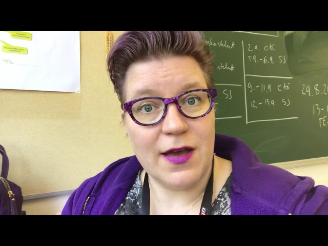 Kuka on Sanna Jylänki? #uskallanäkyä