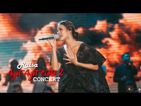Raisa - Teduhnya Wanita (Ayat Ayat Cinta In Concert)