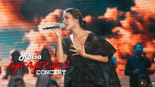 Raisa Teduhnya Wanita Ayat Ayat Cinta In Concert