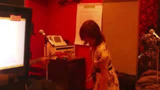 石野真子さんのワンダーブギのコール練習です。