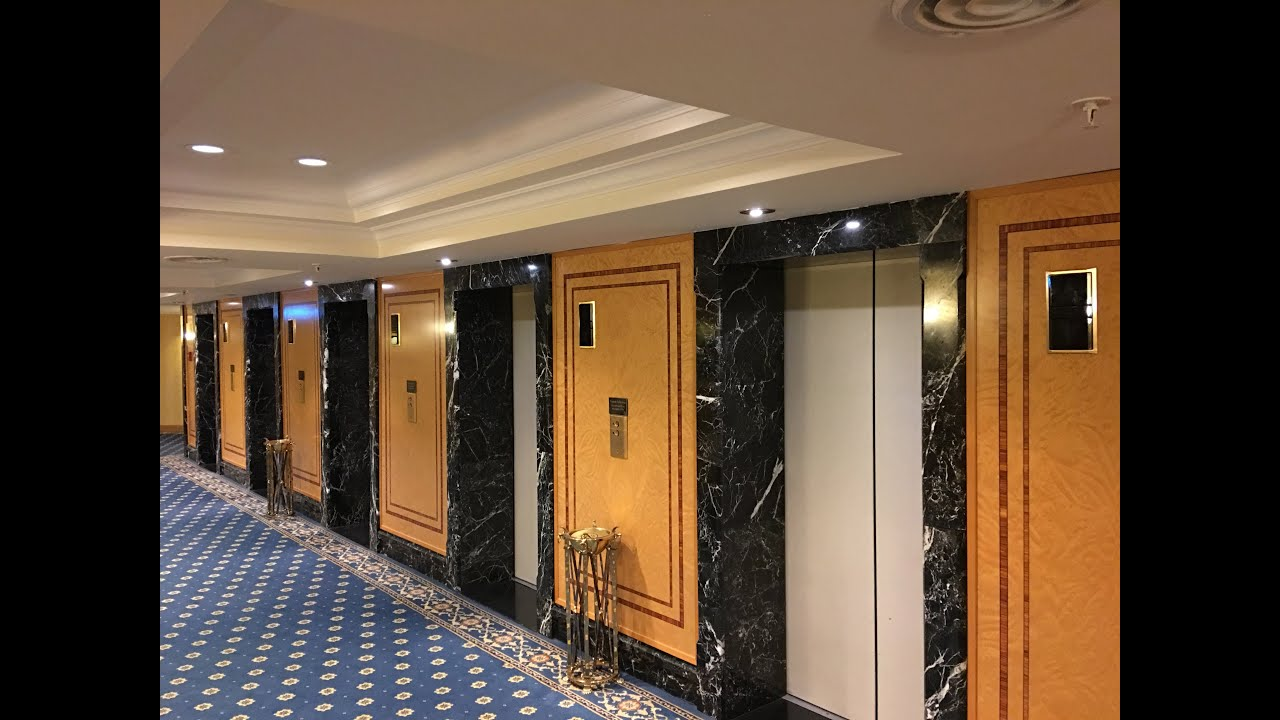 Amazing high speed otis luxury elevators at for Luxury elevator