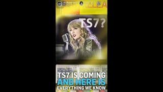 Taylor Swift TS7 next album