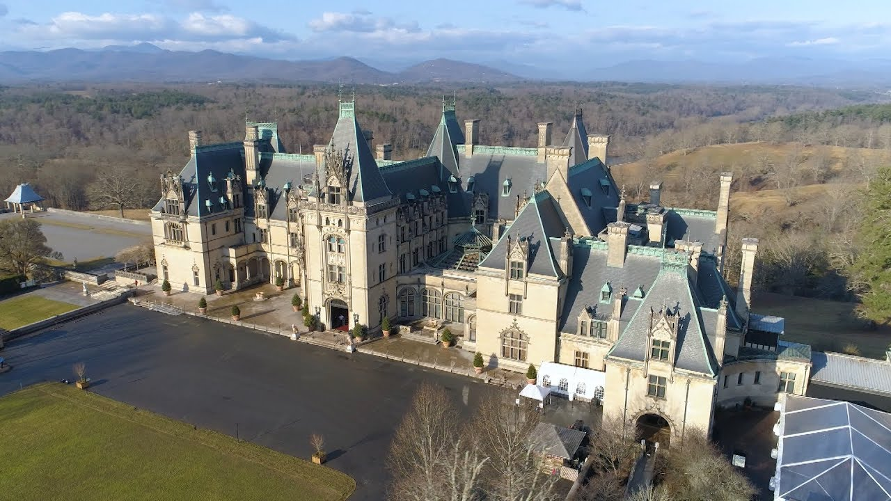 A Vanderbilt House Party At Biltmore