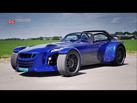 Donkervoort D8 GTO Performance review