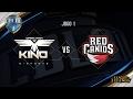 Kino x Red Canids (Jogo 1 - Semana 5 - Dia 2) - CBLoL 2017