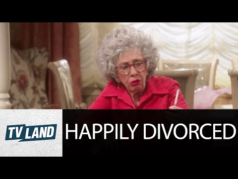 We Love The Nanny Supercut  Happily Divorced  TV Land