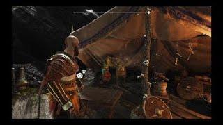 {Gk} God of War - Exploring and a Favor ( Walkthrough) pt 11