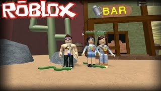 ESCAPE THE OLD WEST WITH Sulii AND Roar ! Roblox Neks10