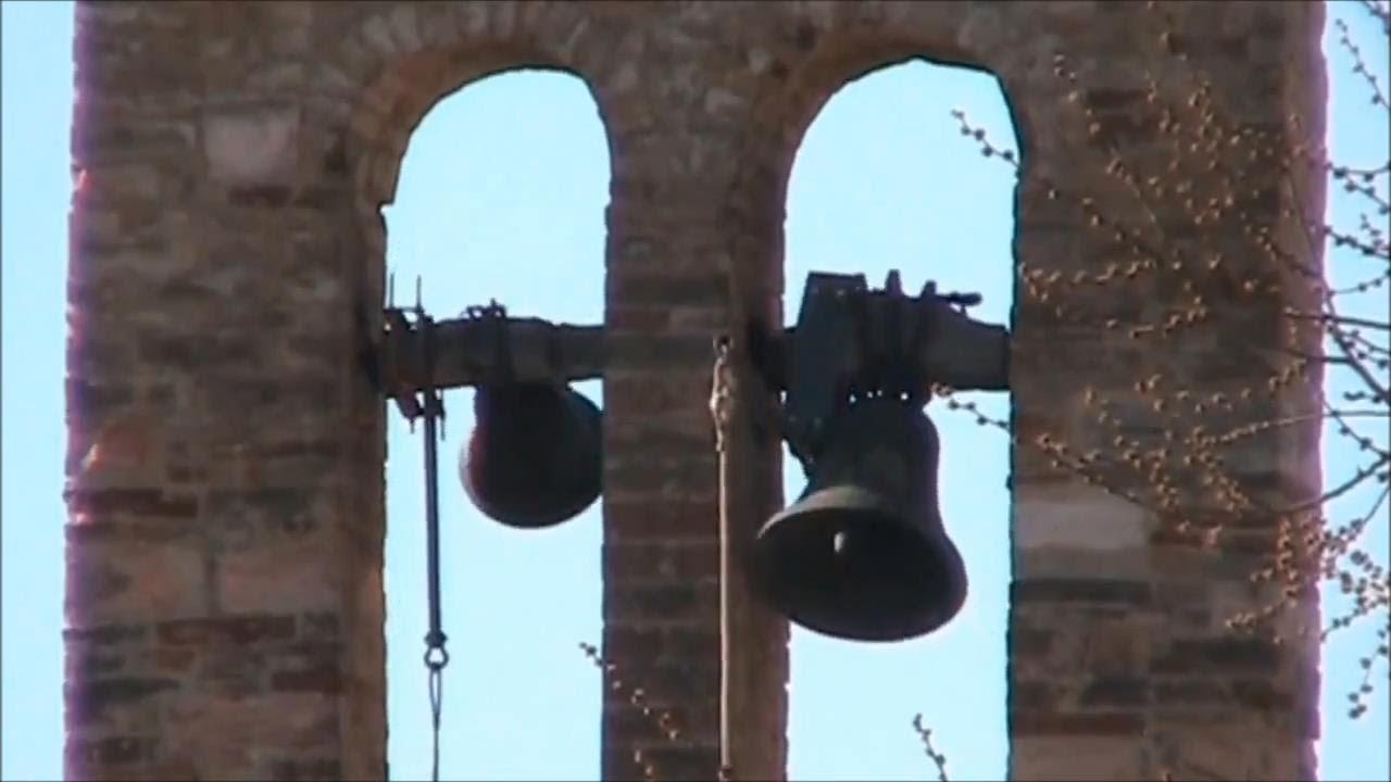 Campane Che Suonano.Campane Della Parrocchia Di San Michele Arcangelo In Cave Di Foligno Pg V 194