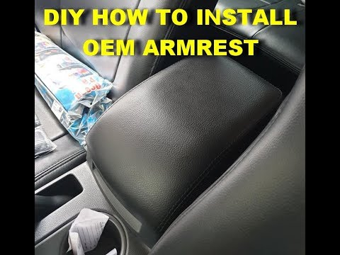 DIY How to Install Mitsubishi Xpander OEM Armrest