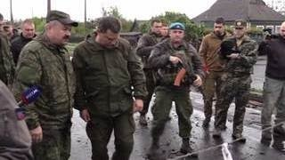 Спецслужбы ДНР предотвратили покушение на Александра Захарченко