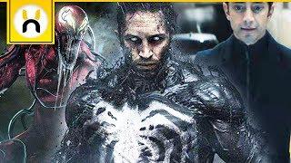 Venom Movie Villains Complete Breakdown