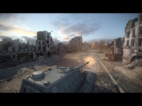 World Of Tanks: Battle With JgPzE-100 (#81)