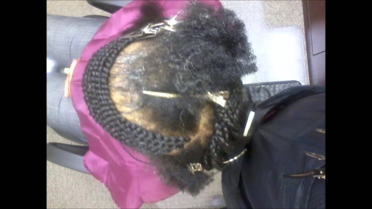 ... Style If you have Problems Around Your Edges...Some Baldness - YouTube