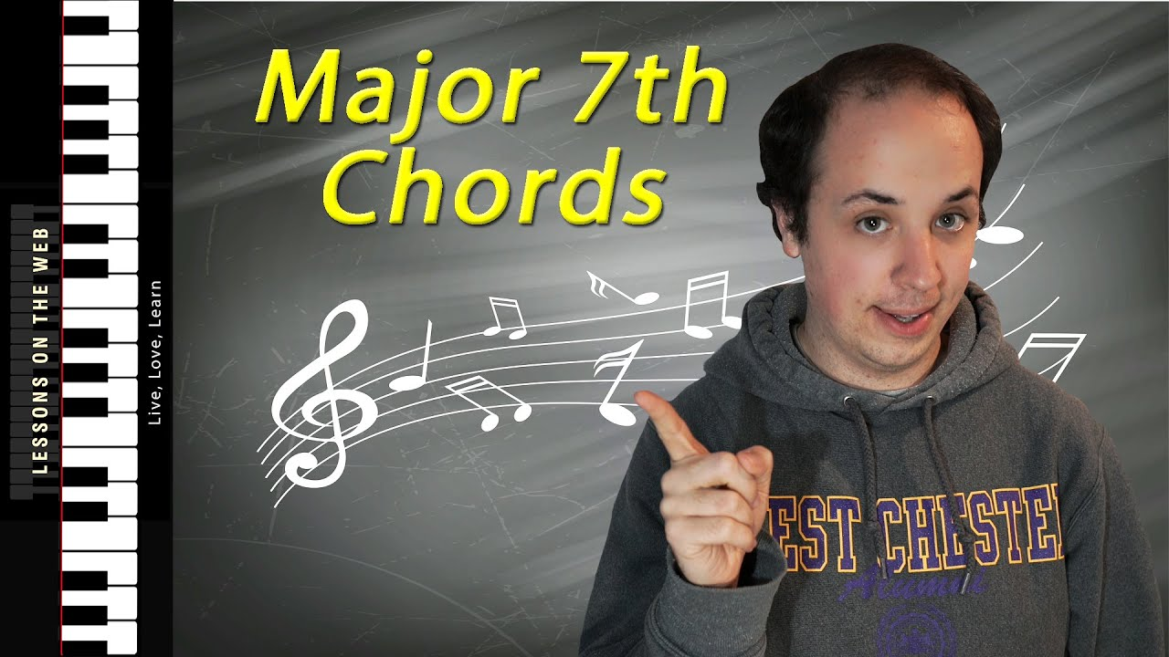 Major 7th chords on piano how they sound what they look like major 7th chords on piano how they sound what they look like and how to play them hexwebz Choice Image