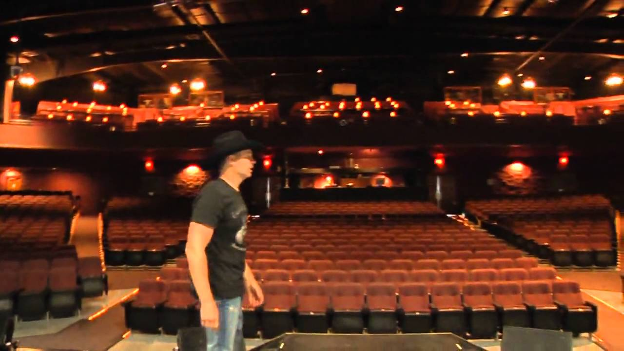 Behind The Curtain Clay Cooper Theater In Branson Mo Youtube