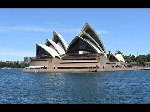 Sydney Harbour, Australia - February 2, 2016
